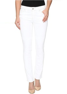 Calvin Klein Jeans Straight Jeans in White Wash