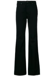 Calvin Klein Jeans straight leg jeans - Black