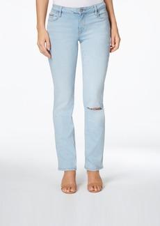 Calvin Klein Jeans Straight-Leg Jeans