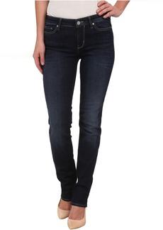 Calvin Klein Straight Leg Jeans in Dark Used
