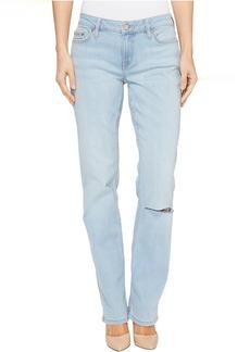 Calvin Klein Jeans Straight Leg Jeans in Pastel Haze Wash