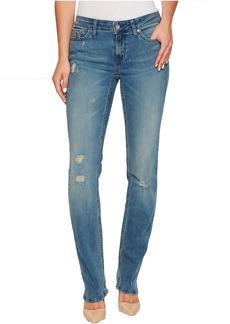 Calvin Klein Straight Leg Jeans in Sandstorm Wash