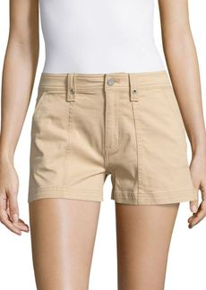 Calvin Klein Jeans Stretch-Cotton Shorts