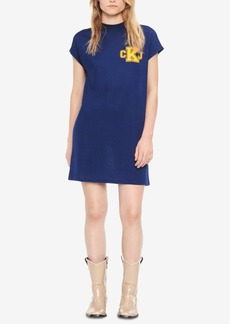 Calvin Klein Jeans T-Shirt Shift Dress