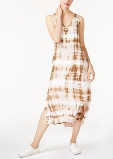 Calvin Klein Jeans Tie-Dyed Maxi Dress