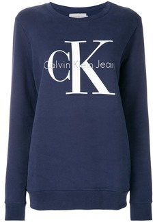 Calvin Klein Jeans True Icon sweatshirt - Blue