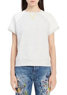 Calvin Klein Jeans Two Tone Tee