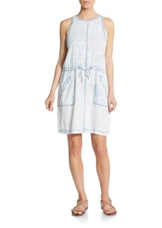 Calvin Klein Jeans Utility Drawstring Dress