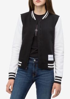 Calvin Klein Jeans Varsity Bomber Jacket