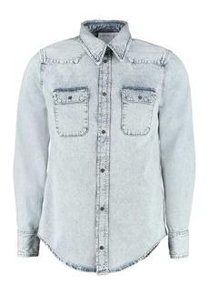 Calvin Klein Jeans Washed Denim Shirt