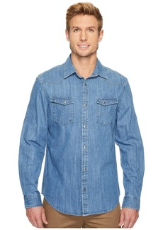 Calvin Klein Western Denim Button Down Shirt