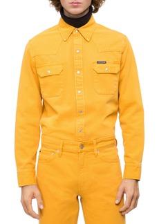 Calvin Klein Jeans Western Shirt