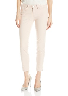 Calvin Klein Jeans Women's 5 Pocket Cropped Color Driver