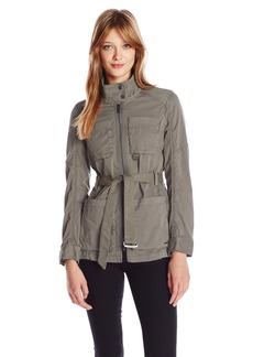 Calvin Klein Jeans Women's Belted Field Jacket mignonette