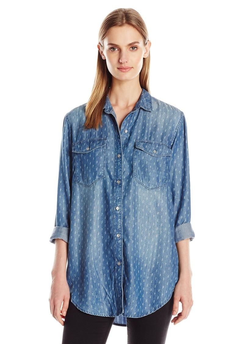Calvin Klein Jeans Women's Boyfriend Shirt