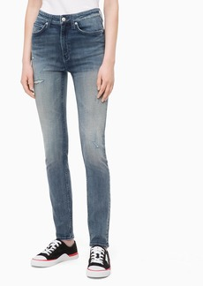 Calvin Klein Jeans Women's CKJ 010 High Rise Skinny Fit  33X32