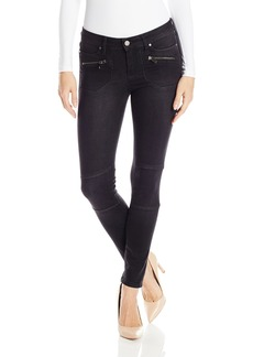 Calvin Klein Jeans Women's Clean Cargo Jean with Zipped Pockets Wash  28 32L