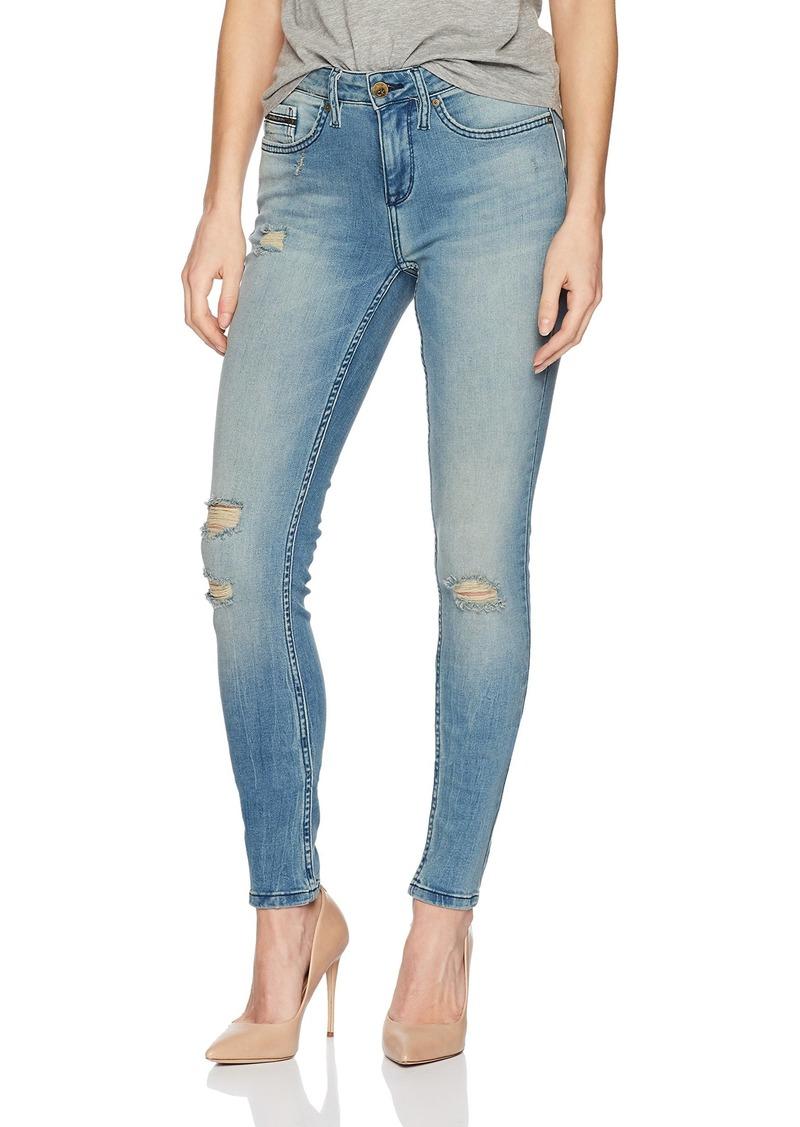 Calvin Klein Jeans Women's Curvy Skinny Fit Denim Jean  26x32