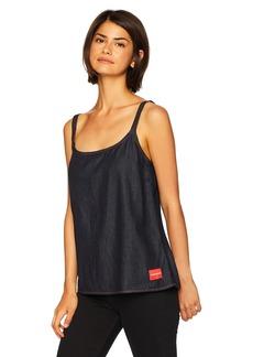 Calvin Klein Jeans Women's Denim Camisole  XL