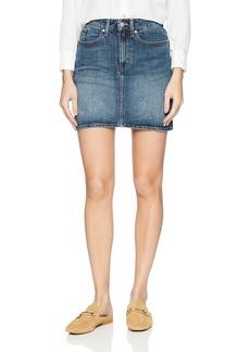 Calvin Klein Jeans Women's Denim Mini Skirt