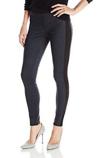 Calvin Klein Jeans Women's Denim Ponte Panelled Legging