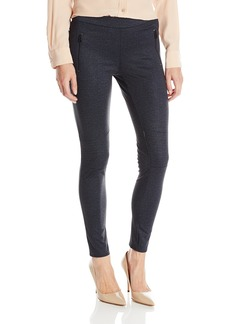 Calvin Klein Jeans Women's Denim Ponti Legging