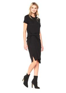 Calvin Klein Jeans Women's Draped Detail Dress