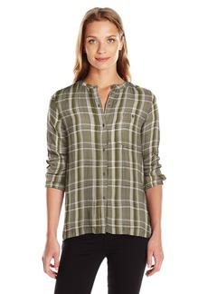 Calvin Klein Jeans Women's Easy Plaid Button Down