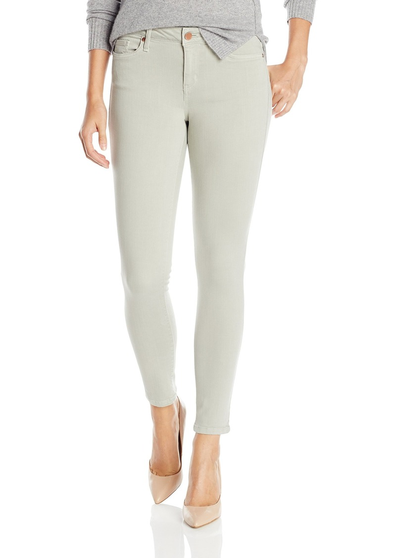 Calvin Klein Jeans Women's Garment Dyed Ankle Skinny Colored Denim Jean