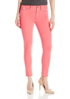Calvin Klein Jeans Women's Garment Dyed Ankle Skinny Pant