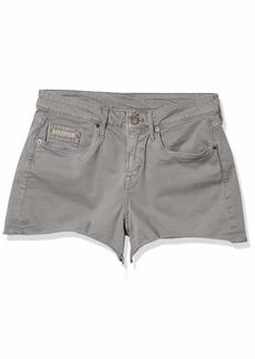 Calvin Klein Jeans Women's Garment Dyed Weekend Short