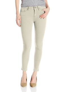 Calvin Klein Jeans Women's Gmt Dyed Ankle Skinny Pant