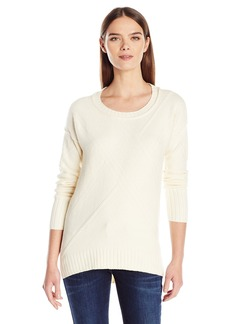 Calvin Klein Jeans Women's High Low Sweater