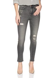 Calvin Klein Jeans Women's Women's High Rise Ankle Skinny Denim Jean