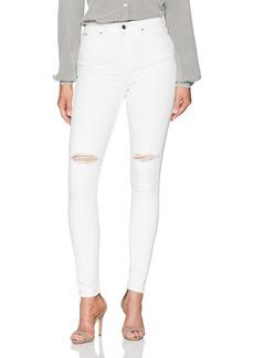 Calvin Klein Jeans Women's Women's High Rise Denim Legging Jean