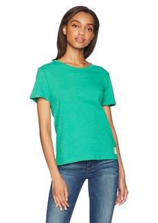 Calvin Klein Jeans Women's Logo Slub T-Shirt  M