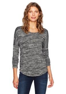 Calvin Klein Jeans Women's Long Sleeve Scoop Neck T-Shirt