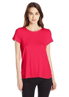 Calvin Klein Jeans Women's Mixed Media Sunset Tee