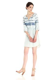 Calvin Klein Jeans Women's Modern Boho Denim Dress  MEDIUM