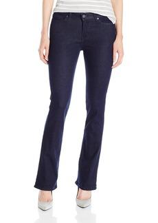 Calvin Klein Jeans Women's Modern Bootcut Jean Rinse 30/10 Regular
