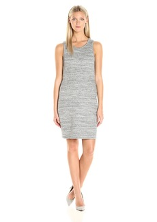 Calvin Klein Jeans Women's Neoprene Cross Back Dress