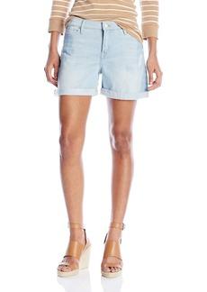 Calvin Klein Jeans Women's Rolled Boyfriend Jean Shorts