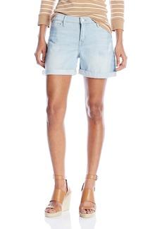 Calvin Klein Jeans Women's Rolled Boyfriend Jean Shorts-