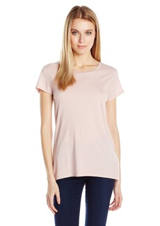 Calvin Klein Jeans Women's Short Sleeve Scoop Neck T-Shirt
