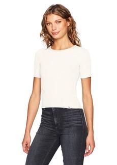 Calvin Klein Jeans Women's Short Sleeve Baby T-Shirt