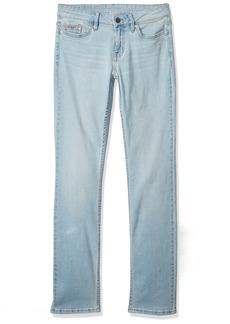 Calvin Klein Jeans Women's Straight Leg Jean 90's Light Wash