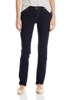 Calvin Klein Jeans Women's Straight Leg Jean Dark Rinse
