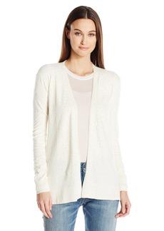 Calvin Klein Jeans Women's Studded Open Front Cardigan