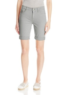 Calvin Klein Jeans Women's Tacked Garment Dyed City Short