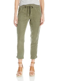 Calvin Klein Jeans Women's Tencel Pull On Pant